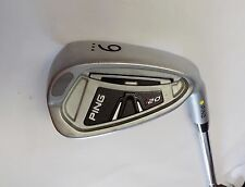 Ping i20 Yellow Dot 9 Iron CFS Stiff Steel Shafts