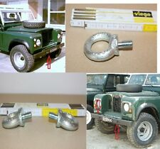 4x4 Galvanised Towing Winching, Shackle, Recover,  Land Rover, Jeep etc