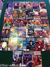 Star Trek - Deep Space Nine #1-32 and Hero Illustrated Comic Book Set Malibu