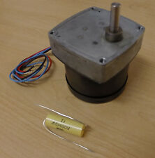 Hurst Dual Speed AC Synchronous Motor, P/N 3211-001 3&300 RPM