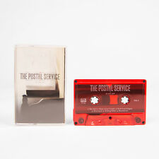The Postal Service Give Up Cassette Tape not a cd/vinyl lp! death cab for cutie+