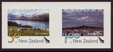 NEW ZEALAND 2007 SCENIC DEFINITIVES S/A COIL PAIR UNMOUNTED MINT