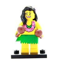NEW LEGO MINIFIGURES SERIES 3 8803 - Hula Girl Dancer