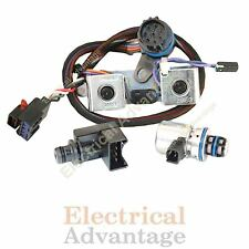 Jeep Grand Cherokee Transmission Solenoid Kit 00+ 42RE 44RE A500 Governor Sensor