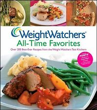 Weight Watchers All-time Favorites / 200 + Best-Ever Recipes: Sprial Hardcover