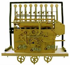 New Urgos UW03108 Nine Tube Cable Grandfather Clock Movement