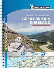 Michelin Great Britain and Ireland Road Atlas by Michelin (2013, Paperback)