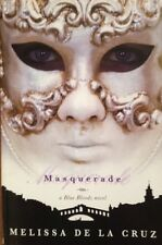 Masquerade by Melissa de la Cruz Gossip Girl Meets Twilight And Vampire Academy