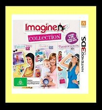 Imagine Collection Fashion World & Designer and Baby 3DS, 2DS, 3DS XL Brand New