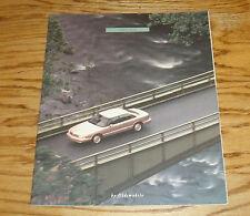 Original 1995 Oldsmobile LSS Deluxe Sales Brochure 95