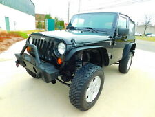 Jeep : Wrangler 4WD 2dr X