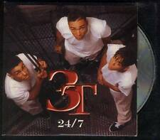 3T 24/7 Radio Edit / Anything Spanish Version 2 TR CARD SLV CD michael jackson r