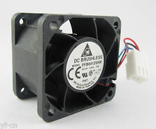 1pc DELTA FFB0412SHN 40x40x28mm 40mm 4028 DC 12V 0.6A Cooling Fan 3pin Connector
