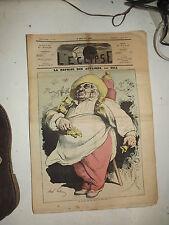 L'ECLIPSE,N°252  journal du 24 aout 1873,( La reprise des affaires )  par GILL.