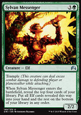 MTG SYLVAN MESSENGER FOIL - MESSAGGERO SILVANO - ORI - MAGIC