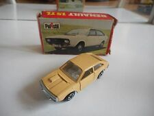 Polistil Rj 26 Renault 15 TL in Light Yellow in Box