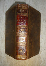 THE ODYSSEY OF HOMER -. FULL LEATHER 1805, POCKET SIZE EDITION