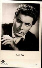 Film Bühne Cinema Kolibri-Verlag Schauspieler Actor Photo-Porträt Rudolf Prack