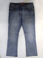Wonder Woman  Jeans Hose Schlaghose Hellblau Stonewashed W31 L30