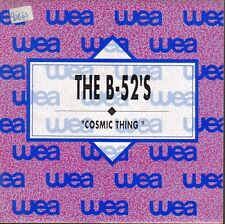 THE B-52´S-COSMIC THING SINGLE VINILO 1989 PROMOCIONAL SPAIN EXCELLENT COVER-