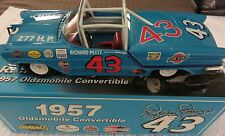 1/24 RC2 1957 OLDSMOBILE CONVERTIBLE, #43, RICHARD PETTY