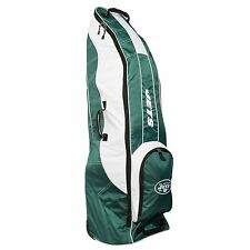 BRAND NEW Team Golf New York Jets Golf Bag Travel Cover Green/White 32081