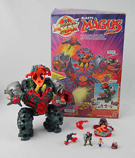 1993 Bluebird Mighty Max Blasts Magus 100% Complete w/ Box Excellent Condition