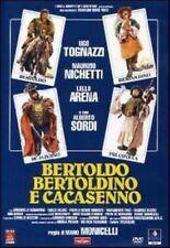 Dvd BERTOLDO BERTOLDINO E CACASENNO ** Alberto Sordi Ugo Tognazzi **......NUOVO