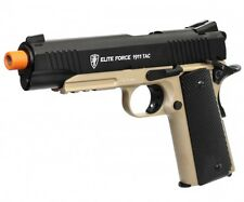 Elite Force Full Metal 1911 A1 TAC Co2 Gas Blowback Airsoft Pistol 2279068