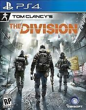 Tom Clancy's The Division (Sony PlayStation 4, 2016)