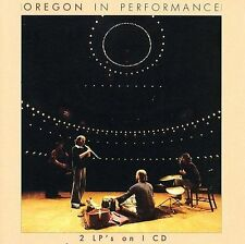 CD-Oregon-Oregon in Performance Jan-2003, Wounded Bird)