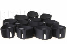 12 Vel-cro Straps for Vacuum /Solution Hose Assemblies Carpet Cleaning Extractor