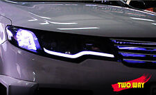 Front Head Light Eyeline LED Module Kit for Kia 11 12 2013 Cerato / Forte - Koup
