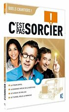 """26286//DVD C'EST PAS SORCIER -QUELS CHANTIERS NEUF DEBALLE 4 X 26"""""""