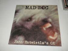 John Entwistle's Ox ‎– MAD DOG -  LP 1975 MADE IN ITALY - DECCA RECORDS - NM/VG+