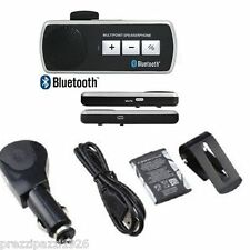KIT VIVAVOCE BLUETOOTH PER AUTO MULTIPOINT UNIVERSALE SMARTPHONE TABLET ANDROID