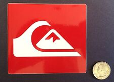 Quiksilver Sticker Surf Skate Snow Best Sticker value on ebay Mountain & Wave
