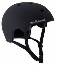 2016 NIB KIDS SANDBOX LEGEND STREET HELMET $65 S Black Matte low profile
