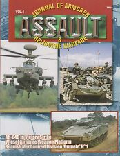 Assault - Journal of Armored & Heliborne Warfare - Vol. 4 (2003)