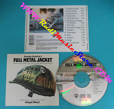 CD Stanley Kubrick's Full Metal Jacket Original Motion Picture Soundtrack(OST1)