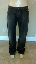 $480 NWT Authentic ETRO Made in ITALY Men's Dark Gray Jeans Sz.38 FREE S&H