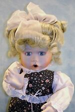 Knowles My Closest Friend Boo Bear and Me Porcelain Doll