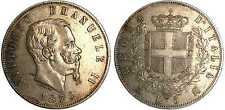 pci1211) Regno Vittorio Emanuele II scudo Lire 5 1872