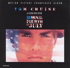 "MOTION PICTURE SOUNDTRACK, ""BORN ON THE 4th OF JULY"" 1998 CD"
