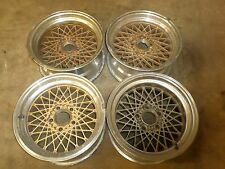"92 Trans Am 16"" GTA HONEYCOMB ALUMINUM WHEELS rims mesh 91 87 82 Firebird Camaro"