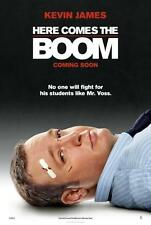 HERE COMES THE BOOM - 27x40 D/S Original Movie Poster One Sheet Kevin James