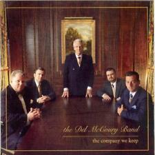 The Del McCoury Band - The Company We Keep (CD 2005) USA issue