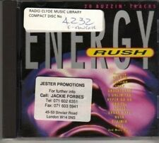 (CD329) Energy Rush [UK] - CD album