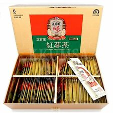 Cheong Kwan Jang Korean Red Ginseng Tea ROYAL 3g x 100 bags, panax ginseng,insam
