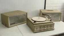 VOICE OF MUSIC  MODEL 357 TUBE  STEREO TURNTABLE RECORD  PLAYER  PARTS OR REPAIR